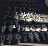 60 shots of AM50 alloy